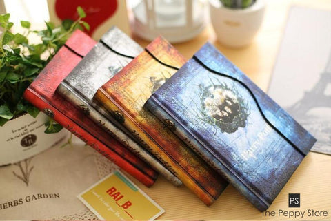 Harry Potter Notebook Planner - ThePeppyStore