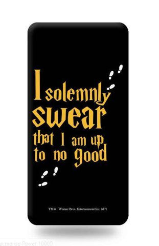 Solemnly Swear - 10000 mAh Universal Power Bank - ThePeppyStore