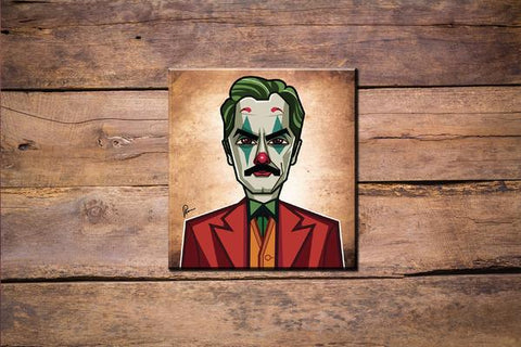 Nawazuddin Joker Wall Art