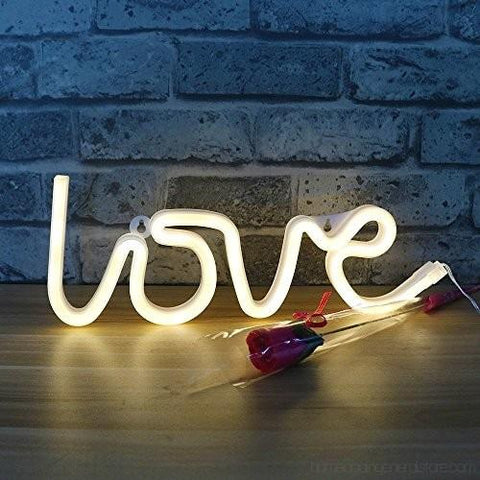 Neon Love Light - ThePeppyStore