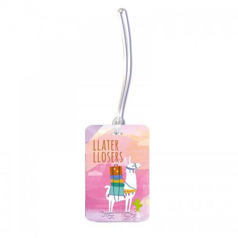 Llater Llosers Luggage Tag