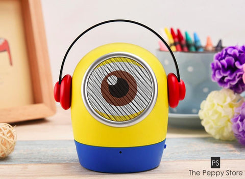 Minion Wireless Speakers
