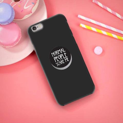 Normal People Scare me phone holder / phone grip - ThePeppyStore