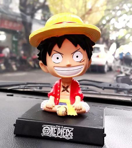 One Piece - Luffy Bobblehead - ThePeppyStore