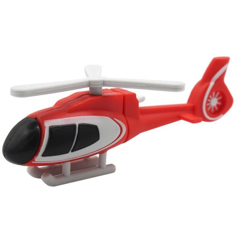 Helicopter USB Pendrives (2.0 High speed) - ThePeppyStore