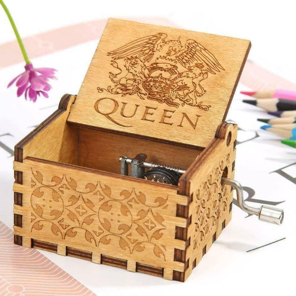 Queen Musical Box