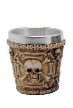 SKULL SHOT GLASS.. - ThePeppyStore