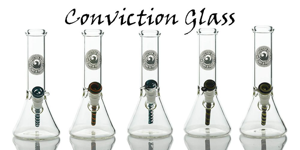 Conviction Glass - Smoke Spot Smoke Shop