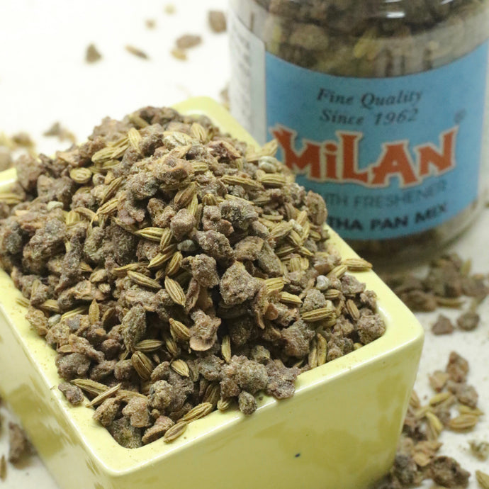 Milan Meetha Pan Mix (Betel Spice) - One 70g Bottle