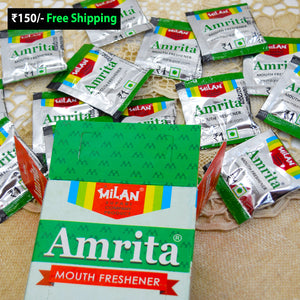 Amrita Mouth Freshener - 3 boxes (Free Shipping)