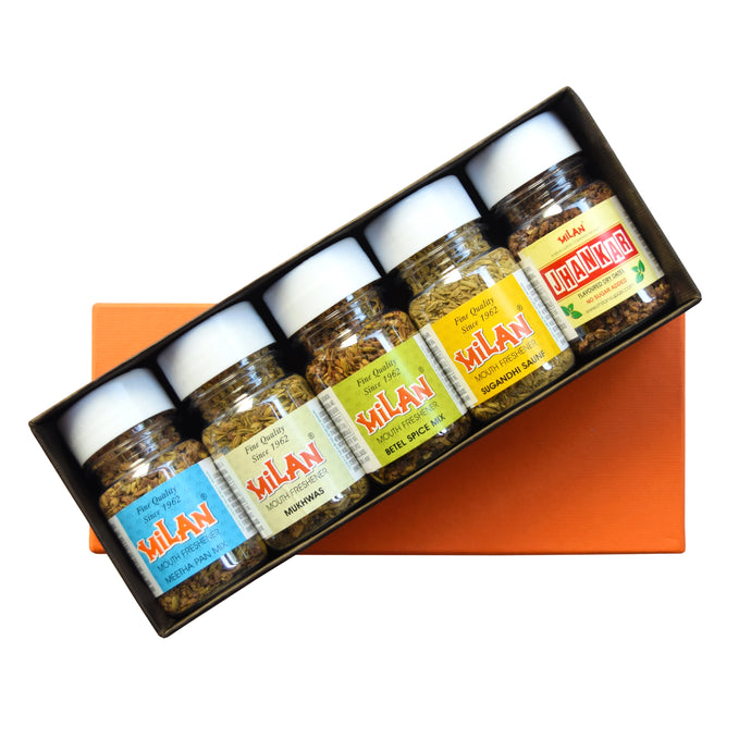 Gift Box - Assorted Pack of Mouth Fresheners (Non-Supari Product)