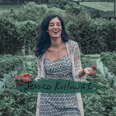 Jessica Kotlowitz, The Green Dietitian