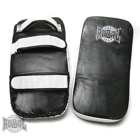 ROYAL LEATHER KICK PADS