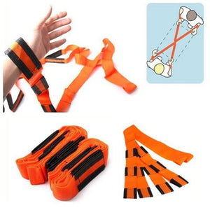 Forearm Forklift Lifting Straps