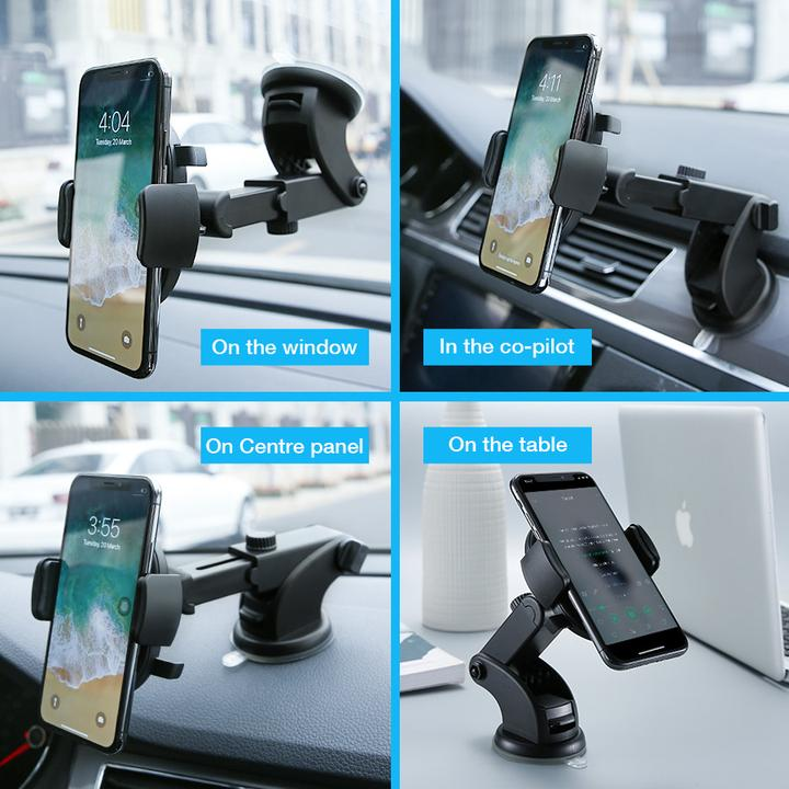 360 Automatic Car Phone Holder