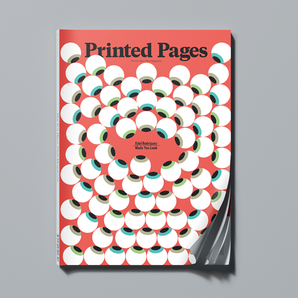 Printed Pages Spring/Summer 2018 (sold out)