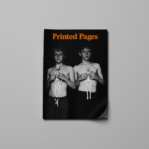 Printed Pages Autumn/Winter 2016 (SOLD OUT)