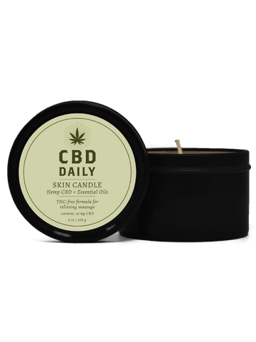 CBD Body Candle