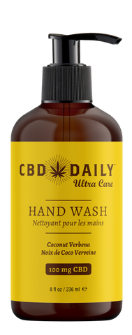 ULTRA CARE Wash for Hands & Body