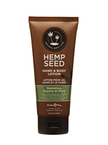 Hemp Seed Hand & Body Lotion