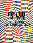 Op Art Coloring Book by Sean Christopher Ward