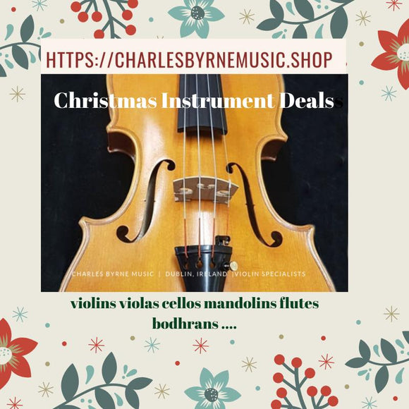 Christmas Instrument Deals