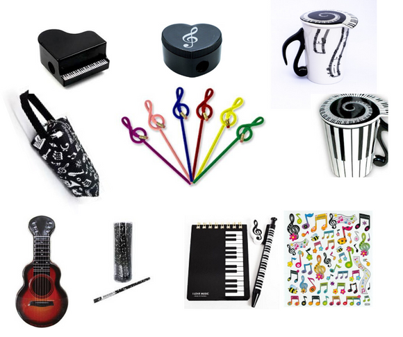 Gift Sets - Ideal Gifts for Musicians