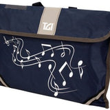 TGI Music Carrier Bag Wavy Stave
