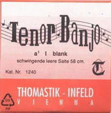 Thomastik Tenor Banjo Strings Ball end