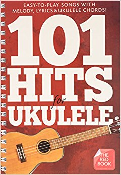 101 Hits for Ukulele (Red Book and Blue Book)