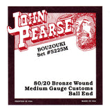 John Pearse Bouzouki Set Medium and Light