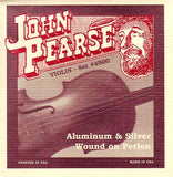 John Pearse Fiddle Strings Set (folk/Trad/Jazz)