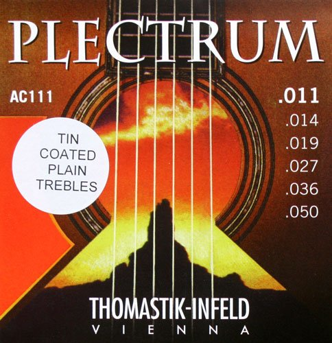Thomastik Plectrum Flatwound Guitar strings sets