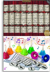 Christmas Crackers Handbells (8)