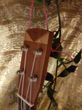 Kingstown Ukulele Handmade In DUBLIN
