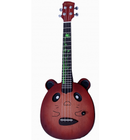 STOCK CLEARANCE Heartland Pandalele Solid Electric Uke