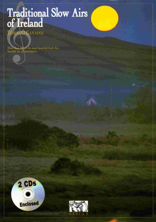 Traditional Slow Airs of Ireland Tomás Ó'Canainn inc CDS