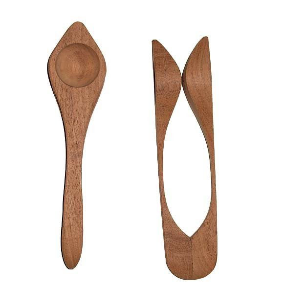 Mulberry Wooden Spoons Narrow