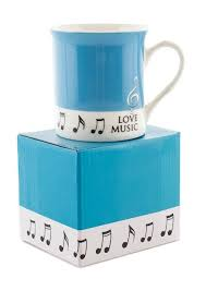 Colour Block Mug in Box