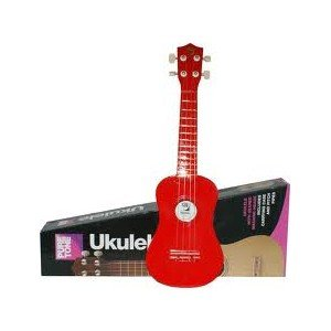Puretone colourful Ukes with cover and Book