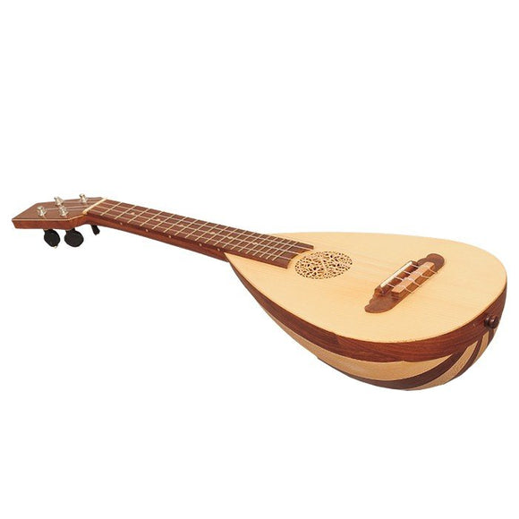 Baroque Soprano Ukulele inc Bag