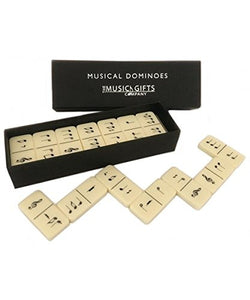 NEW!! Musical Dominoes in boxed set