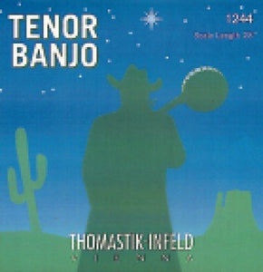 Thomastik Tenor Banjo Strings Sets Loopend