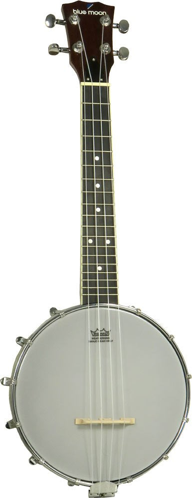 NEW! Blue Moon Banjolele Ukulele Banjo XMAS DEAL
