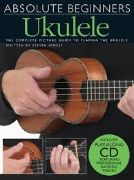 Absolute Beginners Uke Tutor and CD