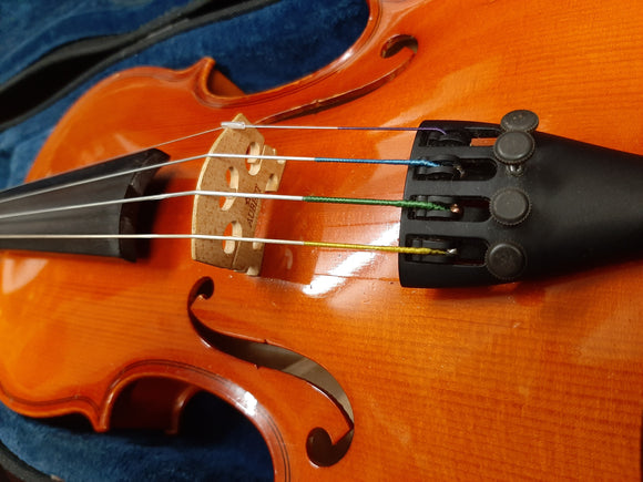 Second Hand Hofner 1/2 size Handmade German Violin