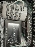 New! BOX SET - Glasses Case, Bow Tie and Mug