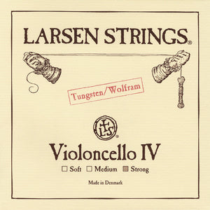 Larsen Cello C Tungsten