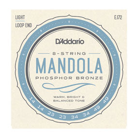 D'Addario EJ72 Mandola Strings Set