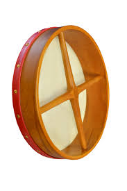 "Heartland 12"" Bodhran inc Cover and Beater"